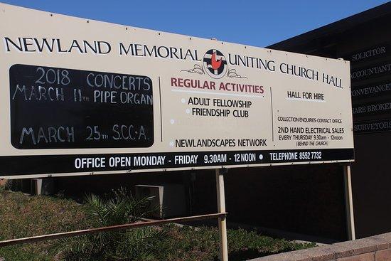 Newland Memorial Uniting Church