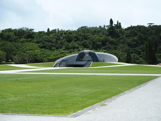 Okinawa Prefecture, Japan: 平和祈念公園 過去の過ちを繰り返さないように