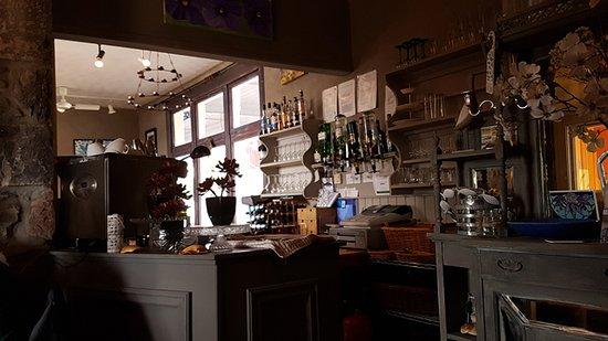 the waterside seafood restaurant kyle of lochalsh restaurant bewertungen telefonnummer. Black Bedroom Furniture Sets. Home Design Ideas
