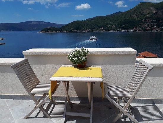 Tale House Montenegro: Terrace