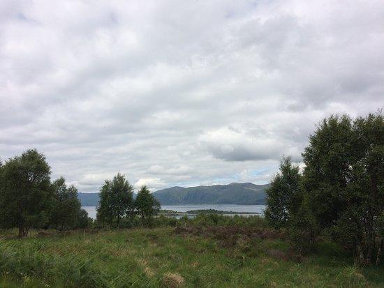 Duror, UK: Highland Titles Nature Reserve