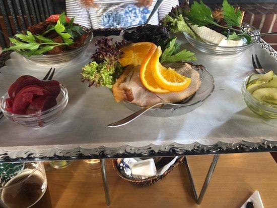 Restaurant Karla: Abendmenü