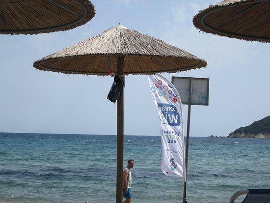 Am Strand Picture Of Dafni Beach Zakynthos Tripadvisor