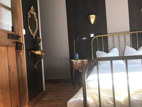 Domaine Du Moulin: Chambre rêve ambré