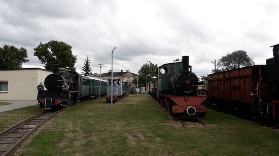 Narrow Gauge Railway Museum in Sochaczew