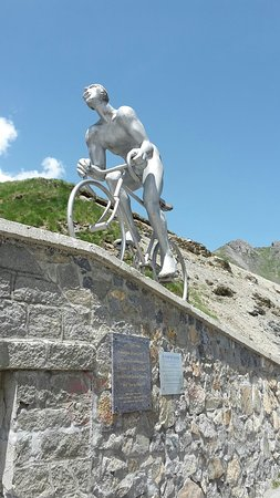 Col de Tourmalet Photo