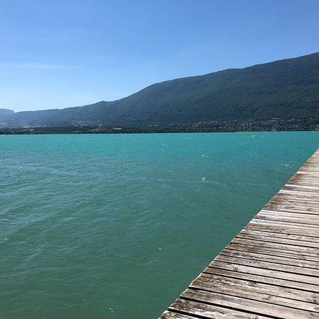 Piste cyclable le Bourget-du-Lac - Aix les Bains - Savoie