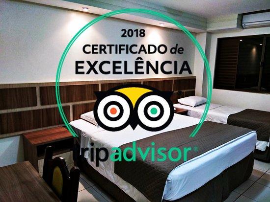 Santa Terezinha de Itaipu: Praia Sol Hotel em Foz do Iguacu terra das cataratas do iguacu