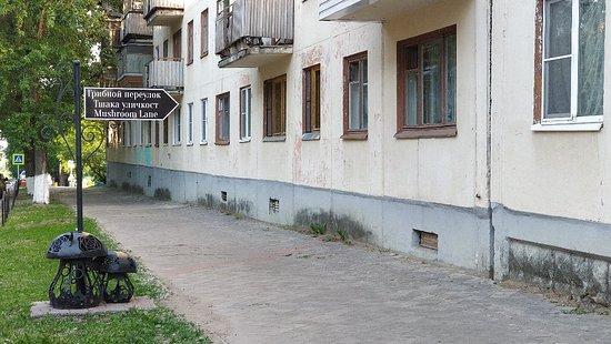 Gribnoi Lane