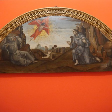 Bilde fra Museo di Lucignano