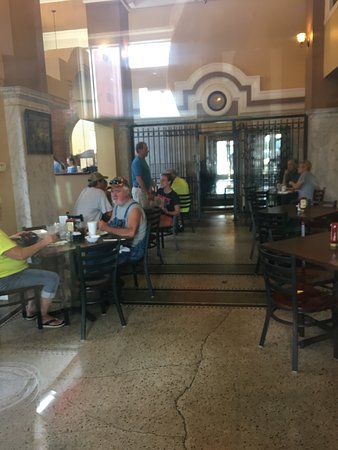 The Vault Cafe On The Square Marion Restaurant Reviews Phone