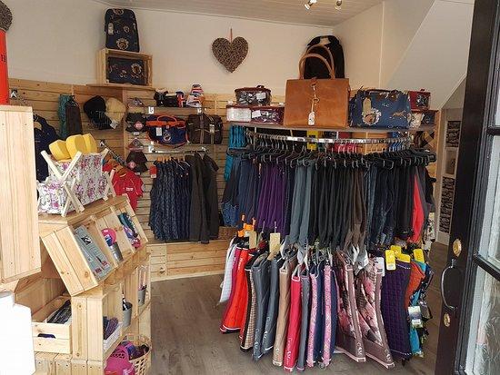 Clayton le Moors, UK: Lofthouse Equestrian Tack Shop