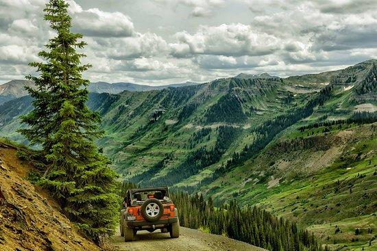 Glenwood Spings Jeep Rental