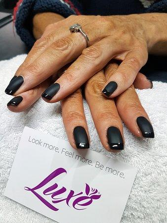 Nail Art Cnd Shellac Picture Of Luxe Salon Buckley Tripadvisor