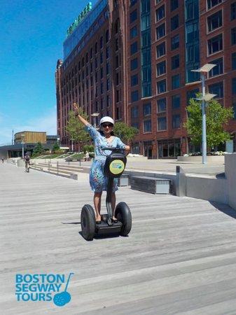 Boston Segway Tours: THE #1 TOUR on #tripadvisor that brings #family together & creates lasting #memories. #Boston #S