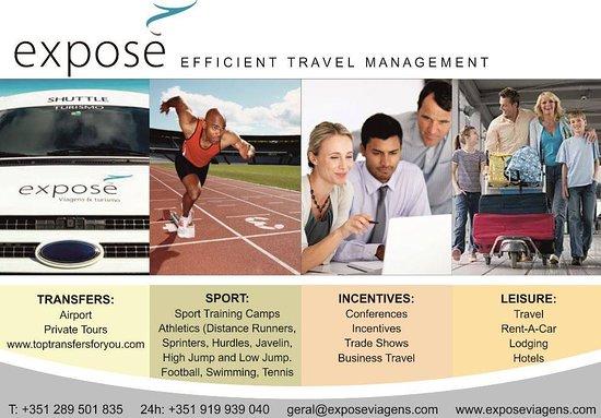 Exposé Viagens e Turismo