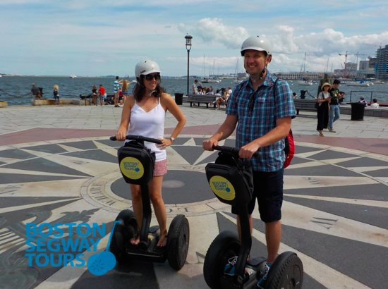Boston Segway Tours: From #facebook to #tripadvisor, to #google, our endless rave reviews speak for themselves! #Bost