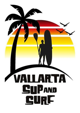 Vallarta Sup & Surf: Logotipo oficial