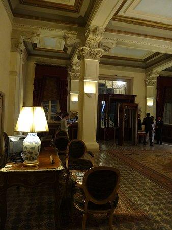 Sofitel Winter Palace Luxor: ロビー