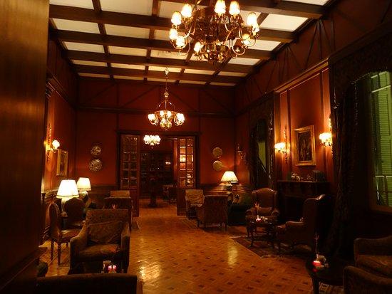 Sofitel Winter Palace Luxor: 館内のバー