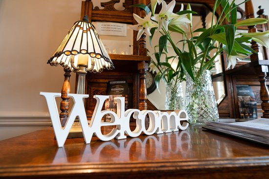 Entrance - Picture of The Bield Bed and Breakfast, Aberfoyle - Tripadvisor