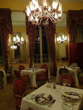 Sofitel Winter Palace Luxor: 館内のフレンチレストラン