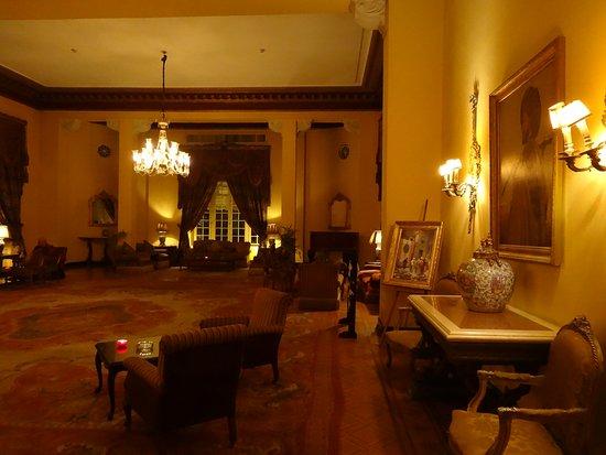 Sofitel Winter Palace Luxor: 館内のラウンジ