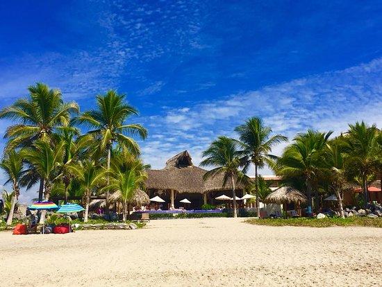 Playa Blanca, Mexico: Paradise!