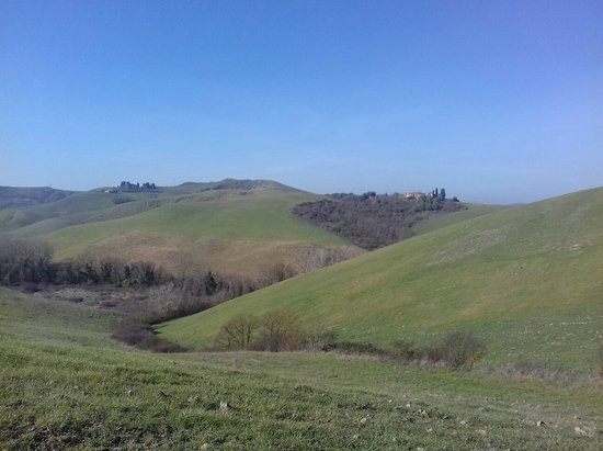 Via Francigena Tappa 30 - Da San Miniato a Gambassi Terme