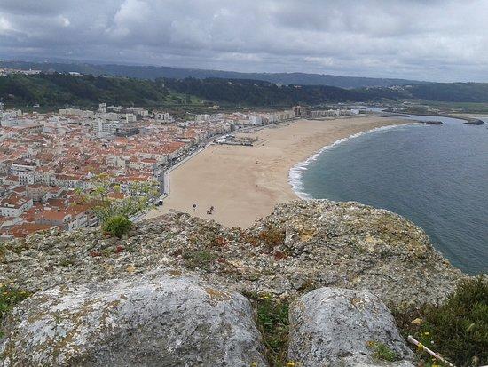 Miradouro do Suberco: la spiaggia