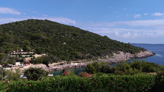 Camping Village Poljana: swimming bay