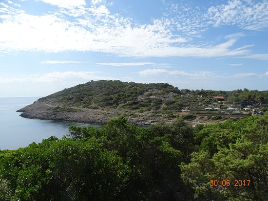 Camping Village Poljana: swimming bay 2