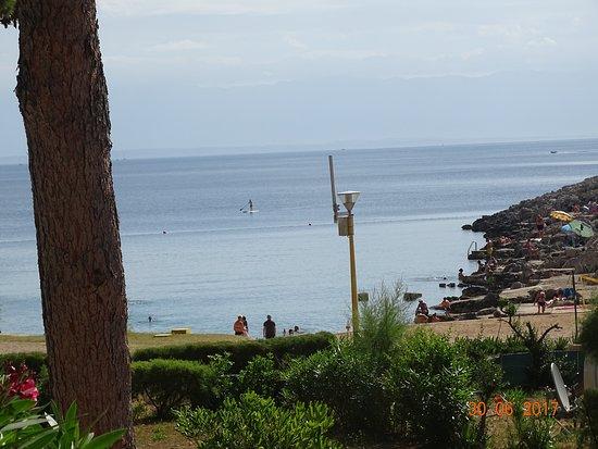 Camping Village Poljana: swimming bay 3