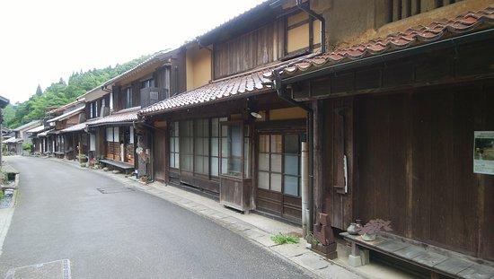Omori Townscape