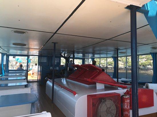 Mundo Marino Javea: Lower deck