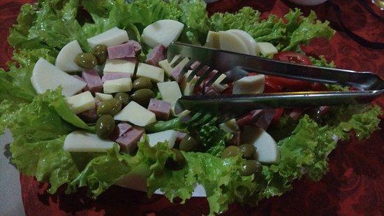Tres Lagoas, MS: Salada Mista