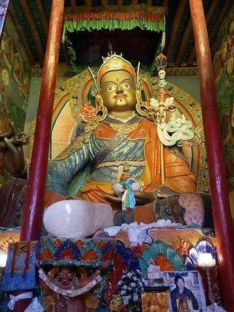Hemis Budhha