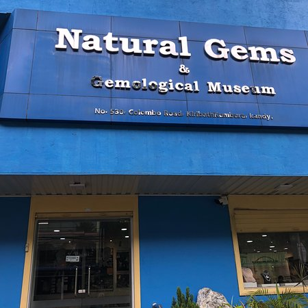 Natural Gems and Gemmological Museum