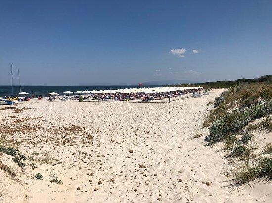 La Spiaggia Attrezzata Picture Of Horse Country Resort Congress And Spa Arborea Tripadvisor