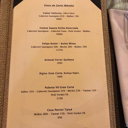 Aqva Restaurant: Carta Junio 2018