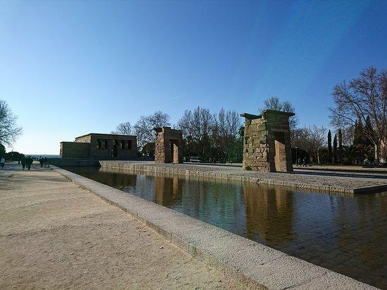 Templo de Debod: Regalo de Egipto a España
