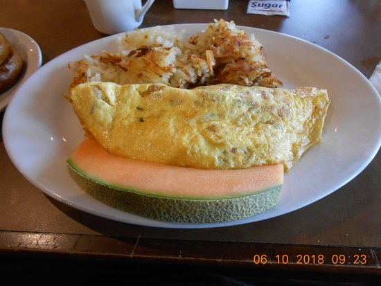 The Omelet Shop: western