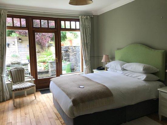 Wild Honey Inn : our room