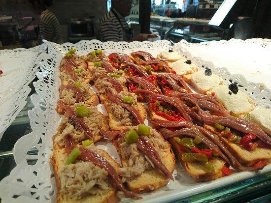 Mercado de San Miguel: Opciones de Tapas 2