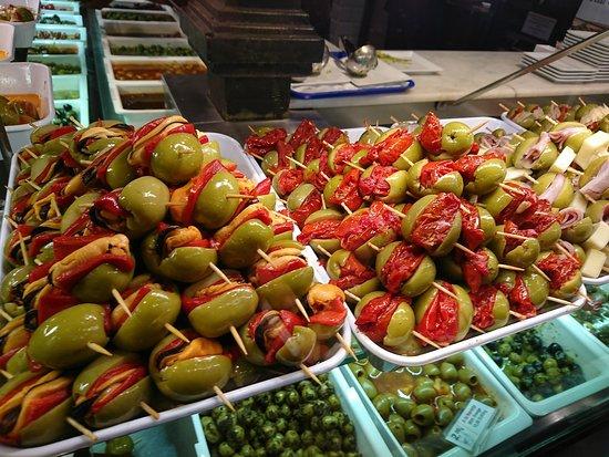 Mercado de San Miguel: Opciones de Tapas 5