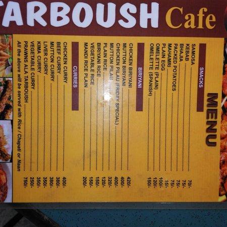 Bilde fra Tarboush Cafe