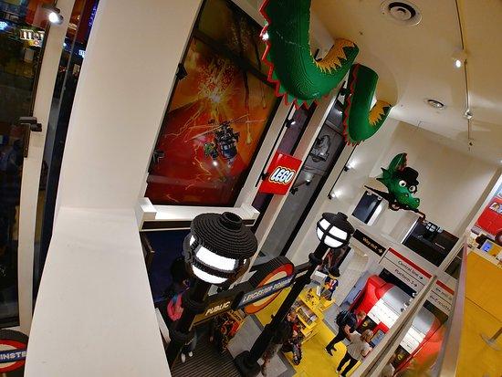 Lego Shop: le dragon en légo