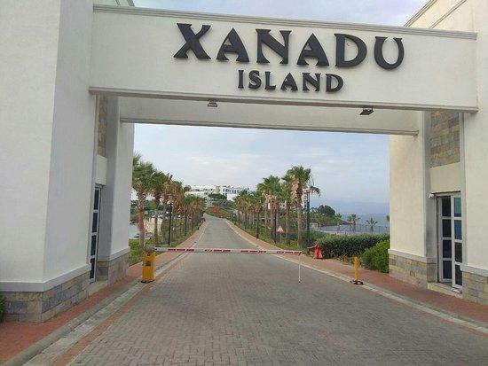 Bilde fra Xanadu Island
