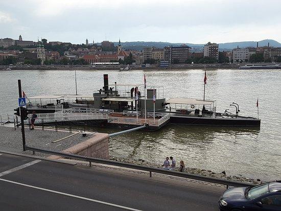 LAJTA Monitor Museum Boat