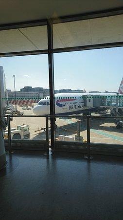 British Airways: the aircraft a Boeing 7777